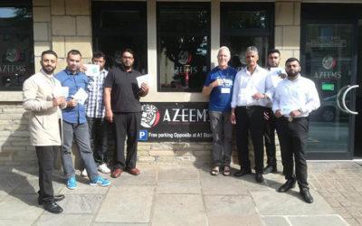 Azeems Restaurant Dementia Information Session