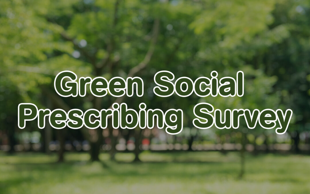 Green Social Prescribing Survey