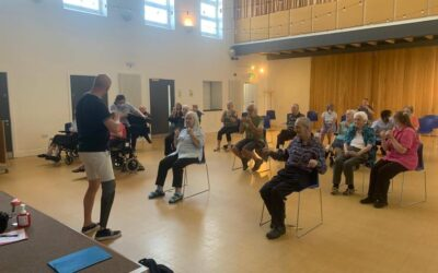 Tai Chi Sessions Return to Central Hall